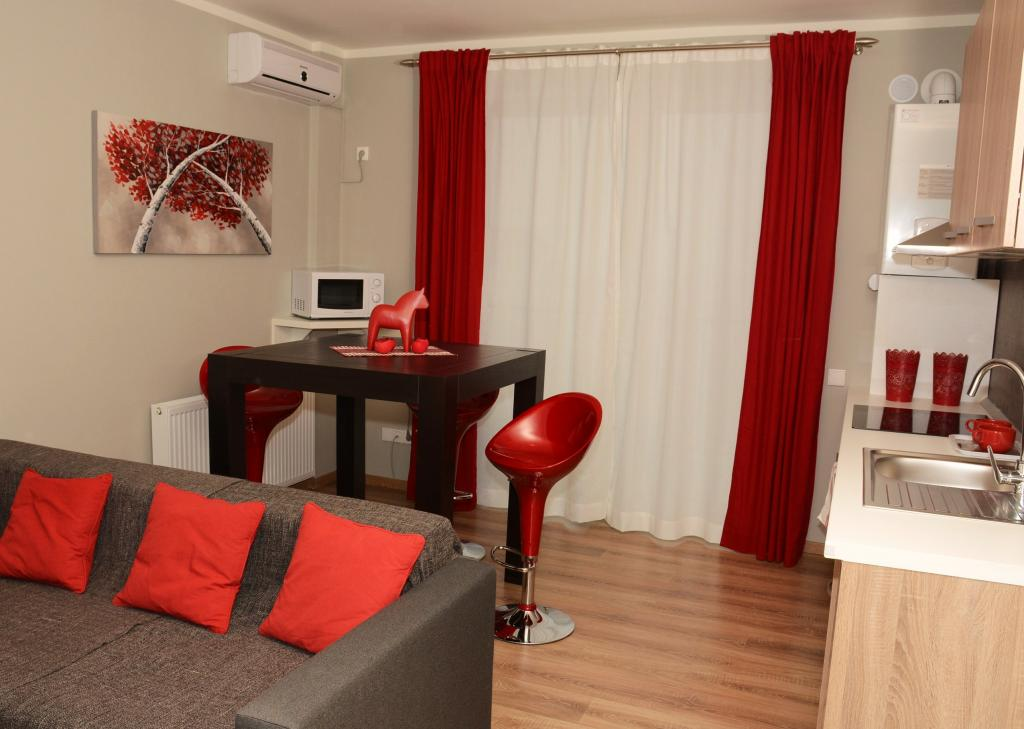 Red hotel Cluj Napoca City Center Platinia Residence Business Center Platinia